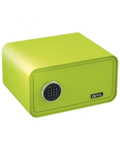 Olympia GOSAFE200 C GR Πράσινο Χρηματοκιβώτιο με ηλεκτρονική κλειδαριά 24 x 43 x 36 cm 1106452-0015