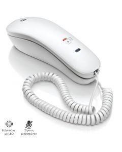 Motorola CT50W GR Λευκό Ενσύρματο τηλέφωνο γόνδολα 14587-0104