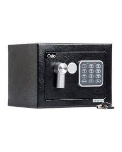 Osio OSB-1723BL Χρηματοκιβώτιο με ηλεκτρονική κλειδαριά 23 x 17 x 17 cm 100452-0001