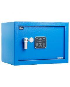 Osio OSB-2535BU Χρηματοκιβώτιο με ηλεκτρονική κλειδαριά 35 x 25 x 25 cm 100452-0006