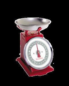 Ζυγαριά κουζίνας Vintage Trad500 Red GR07012 Terraillon GR14476