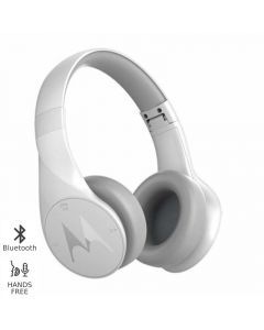 Motorola PULSE ESCAPE Λευκό Ασύρματα Bluetooth over ear ακουστικά Hands Free 14591-0002