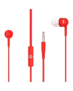 Motorola PACE 105 Red In ear ακουστικά ψείρες Hands Free 14591-0019
