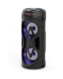 Akai ABTS-530BT Φορητό ηχείο 2.0 Bluetooth karaoke με TWS, USB, LED και micro SD – 10 W 110582-0091