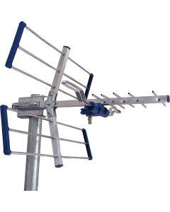 Osio OTA-1012 Κεραία τηλεόρασης εξωτερικού χώρου 12 στοιχείων 12 dB 151301-0002