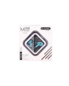 Ενσύρματα ακουστικά – EV194 – 202159 - Cyan - 202159