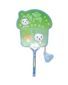 Παιδική πλαστική βεντάλια [20205001] - AGC