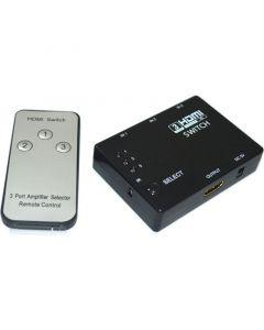 Osio HDVS-310 HDMI switch 3 σε 1 1080p με τηλεχειριστήριο 10081-0002