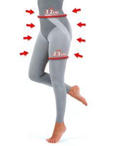 Κολάν αδυνατίσματος Mass & Slim Leggings LA013204 Lanaform