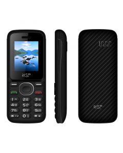 NSP 1800DS (Ελληνικό Μενού) Κινητό τηλέφωνο Dual SIM με Bluetooth και οθόνη 1.8″ - 15187-0001