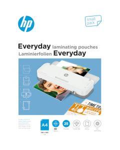 HP 9153 Everyday φύλλα πλαστικοποίησης για Α4 – 80 microns – 25 τμχ - 113049-0032