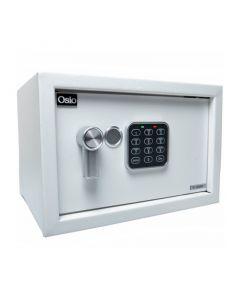 Osio OSB-2031WH Χρηματοκιβώτιο με ηλεκτρονική κλειδαριά 31 x 20 x 20 cm - 100452-0009