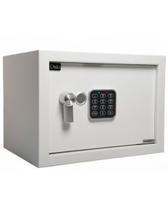 Osio OSB-2535WH Χρηματοκιβώτιο με ηλεκτρονική κλειδαριά 35 x 25 x 25 cm - 100452-0011