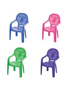 Παιδικό πλαστικό καρεκλάκι 36,5 x 36 x 56,5 εκ. [70609055] - Comfort Time