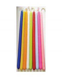 Κερί λαμπάδας χρωματιστό [70101685] - AGC