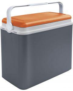 Ισοθερμικό ψυγείο Πορτοκαλί/Γκρι 24lt - 12409