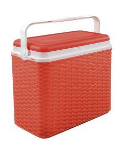 Ισοθερμικό ψυγείο Κόκκινο Ράτταν - 12417