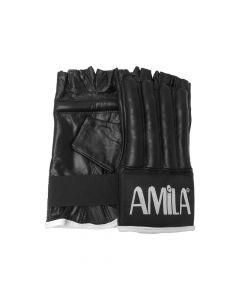 Γάντια σάκου δερμάτινα, XL - 43701
