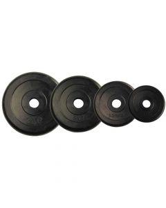 Δίσκος με Επένδυση Λάστιχου 28mm 1kg - 44432