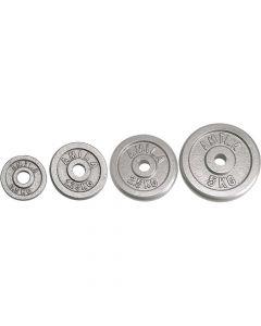 Δίσκος Εμαγιέ 1kg 28mm - 44469