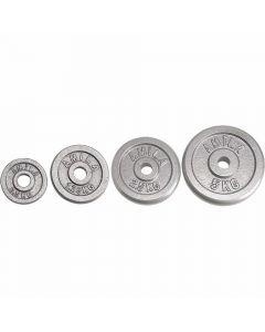 Δίσκος Εμαγιέ 20kg 28mm - 44482