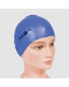 Σκουφάκια πισίνας απλά μονόχρωμα, Μπλε σκούρο - 47011 OEM
