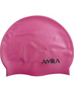 Σκουφάκια πισίνας (παιδικά), Ροζ - 47019
