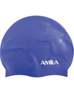 Σκουφάκια πισίνας (παιδικά), Μπλε - 47020