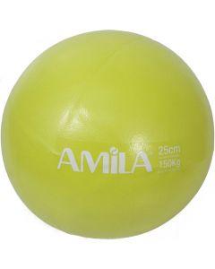 Μπάλα Pilates 25cm Πράσινη - 48429