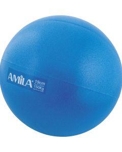 Μπάλα Pilates 19cm Μπλε - 48432