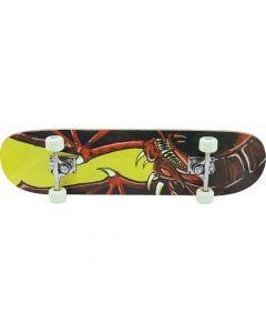 Τροχοσανίδα Skateboard AMILA Skatebird Blazing Drake - 48931