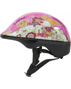 Προστατευτικό Κράνος Ροζ PVC Small - 48991