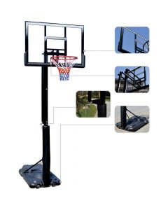 Deluxe Basketball System - 49221
