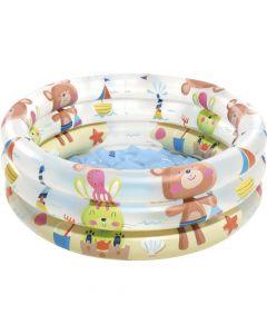 Beach Buddies 3-ring Baby Pool - 57106