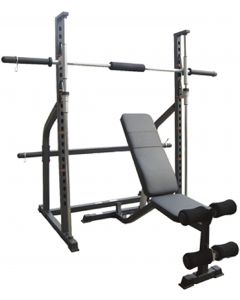 Smith Machine with Bench - 91207