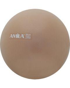 Μπάλα Pilates 19cm Χρυσή - 95801