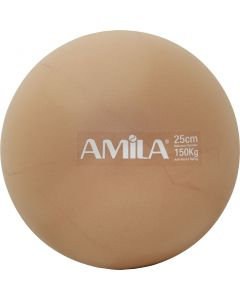 Μπάλα Pilates 25cm Χρυσή - 95815