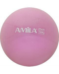 Μπάλα Pilates 25cm Ροζ - 95817