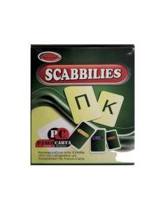 SCABBILIES 16x20cm AK 68-350 69-1547