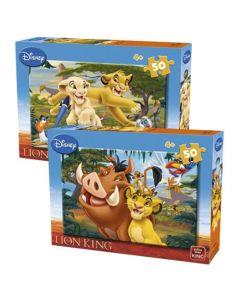 ΠΑΖΛ 50 ΤΕΜ LION KING  King International 05269 69-1561
