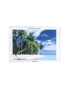 ΠΑΖΛ 500Τ  ISLAND OF PEACH 22x32cm ToyMarkt 89665 69-645