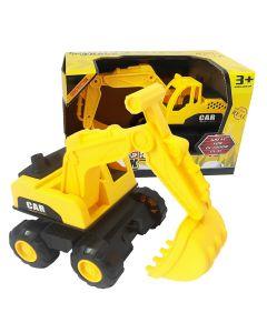 ΕΚΣΚΑΦΕΑΣ 19cm FRICTION TOUCH TRUCK 20x13x11cm ToyMarkt 902088 70-2068