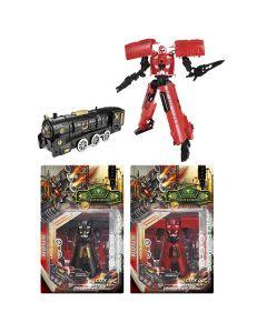 ROBOT TRAIN WARRIOR ΣΕ ΚΑΡΤΕΛΑ 22x35cm ToyMarkt 913032 71-3012