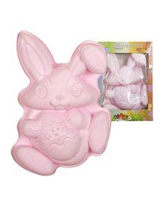 ΦΟΡΜΑ ΣΙΛΙΚΟΝΗΣ ΛΑΓΟΣ ΜΕΓΑΛΟΣ 31x21cm Bunny's 931470 73-1450