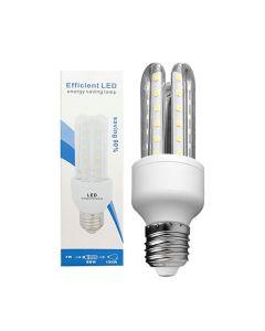 ΛΑΜΠΑ 3U LED E27 ΜΕΣΑΙΑ (ΘΕΡΜΟΣ ΦΩΤΙΣΜΟΣ) 13x4,5cm  108439 88-419