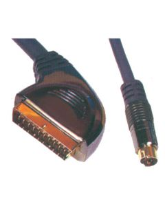 SCART ΣΕ S-VHS NIK CR-637/1.5M