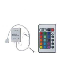 DIMMER LED RGB, 3 ΚΑΝΑΛΙΑ Χ 2 Α DCR-160