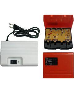 Ενισχυτής κεραίας Ιστού VHF/UHF/FM Tele UV-521