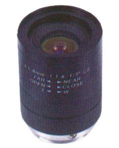 ΦΑΚΟΣ 8MM MANUAL-IRIS LNM-080