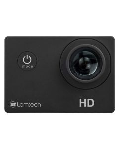 ΚΑΜΕΡΑ FULL HD WEB CAMERA ΓΙΑ PC LAMTECH WATERPROOF ACTION LAM021158